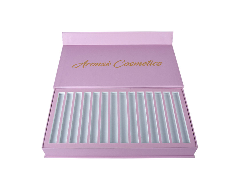 Pink Cosmetic Paper Box