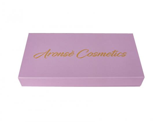 Cosmetic Gift Box with Tray